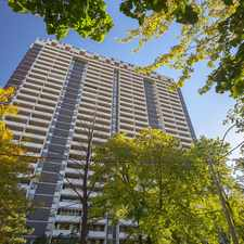 Rental info for Wellesley Apartments in the Church-Yonge Corridor area