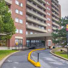 Rental info for Place Cavendish Apartments in the Sud-Ouest area