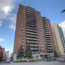 Rental info for The Tadoussac Apartments in the Montréal area