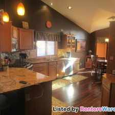 Rental info for Very Nice 3bd/3ba Executive Detached Th In Coon Ra