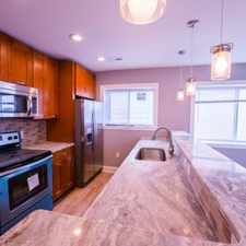 Rental info for Luxury Apartments In Great Neighborhood in the Deanwood area