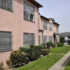 Rental info for Crenshaw Terrace