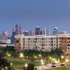 Rental info for Oakwood Dallas Uptown in the Oak Lawn area