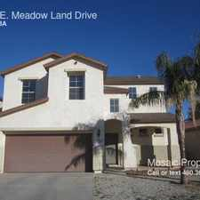 Rental info for 4938 E. Meadow Land Drive