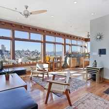 Rental info for 9999 3 Bedroom in Valencia, North Beach in the Telegraph Hill area