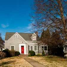 Rental info for Frederick Ave & Cedar Ave