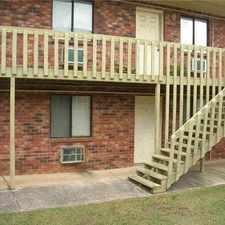 Rental info for 1 Bedroom, 1 Bath Apartment tucked away in quiet Cul-de-Sac.