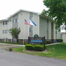 Rental info for Hillcrest Apartments in the Des Moines area