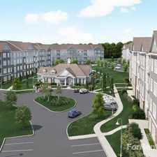 Rental info for Parc Westborough