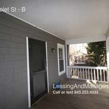Rental info for 180 Pacolet St