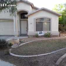 Rental info for $950 3 bedroom House in Other Maricopa County