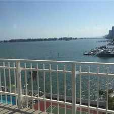 Rental info for 200 Southeast 15th Road #8