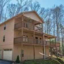 Rental info for Ellijay, GA, Gilmer County Rental 3 Bed 3 Baths