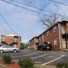 Rental info for 1058 Ridge Avenue Southwest #8B