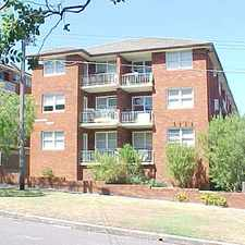 Rental info for TWO BEDROOM UNIT CLOSE TO UNSW & ALL AMENITIES.