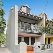 Rental info for Modern Terrace in Convenient Location