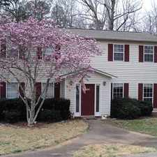 Rental info for DUPLEX ONLY 4 MILES FROM LIMESTONE PKWY.