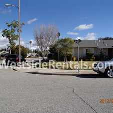 Rental info for SINGLE STORY 2008 SQ FT 42, POOL, SPA 10,000 SQ FT LOT in the Simi Valley area