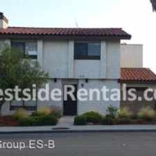 Rental info for 2 bedrooms, 1 Bath in the El Segundo area