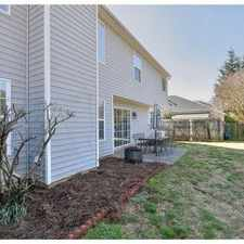 Rental info for Traditional Cartersville home in sought after Polo Fields Subdivision