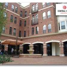 Rental info for Central Metro Locating