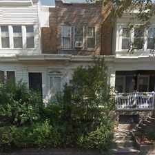 Rental info for 871 North 22nd Street