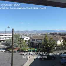Rental info for 3281 Gypsum Road