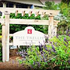 Rental info for The Trellis