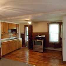 Rental info for 107 North Main St