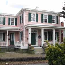 Rental info for 1866 Curtis Foster House