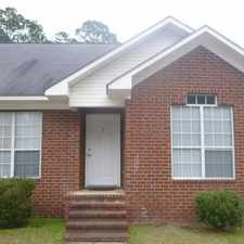 Rental info for House for rent in Statesboro.