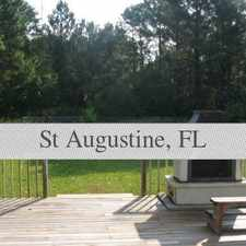 Rental info for 3 bedrooms House in St Augustine