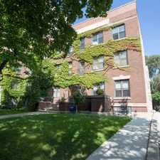 Rental info for 5457-5459 S. Blackstone Avenue