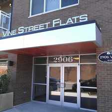 Rental info for Vine Street Flats in the Cincinnati area