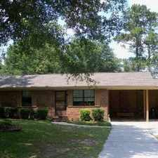 Rental info for 3 bedrooms House in Statesboro. Pet OK!