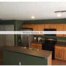 Rental info for Winter Garden - 3bd/2.50bth 1,351sqft House for rent in the Winter Garden area