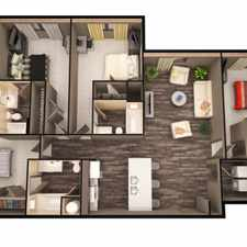 Rental info for The Lofts at Randall- $660