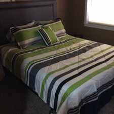 Rental info for NLC - Furnished Duplex 2 bdr. 1 bathroom, detached garage