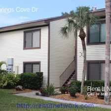 Rental info for 348 Moorings Cove Dr in the Tarpon Springs area