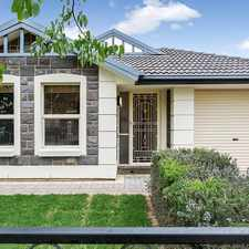Rental info for Three bedrooms, Built in Robes, Secure Parking. - LEASED in the Adelaide area