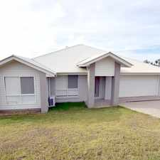 Rental info for :: FANTASTIC BIG FAMILY HOME ... WITH SOLAR POWER AND FULLY AIRCONDITIONED! in the Gladstone area