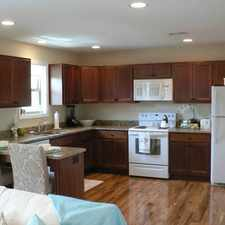 Rental info for Woods Apartments 2BR/2BA