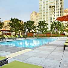 Rental info for 70 Columbus in the New York area