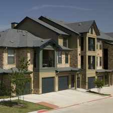 Rental info for Lakeside Villas in the 75050 area