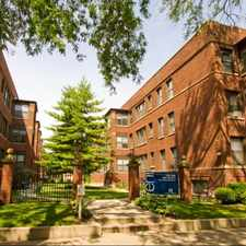 Rental info for 5416 S. Woodlawn Avenue