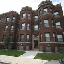Rental info for 5400-5408 S. Ingleside Avenue in the Hyde Park area