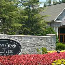 Rental info for Stone Creek at Druid Hills
