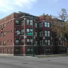 Rental info for 5854 S Michigan Ave