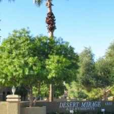 Rental info for Desert Mirage Luxury Apartments in the Gilbert area
