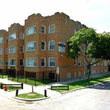 Rental info for 7800 S Kingston-South Shore Apartments in the South Shore area